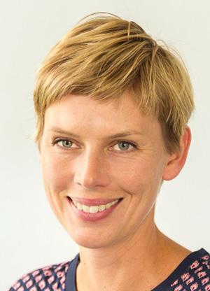 Fachabteilungsleiterin Frau Carina Schwenker